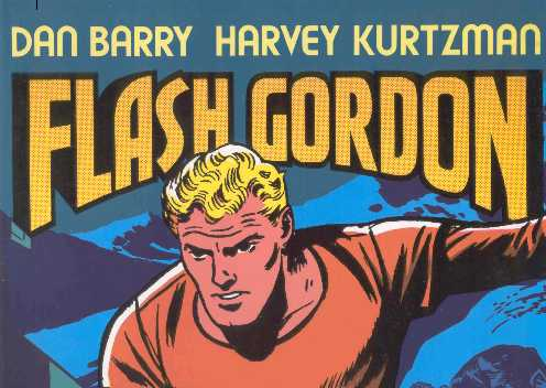 FLASH GORDON. 1951-1953
