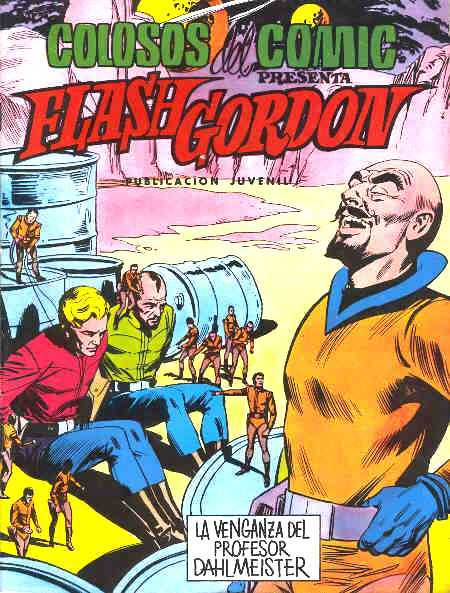 FLASH GORDON EN COLOSOS DEL COMIC N÷ 20