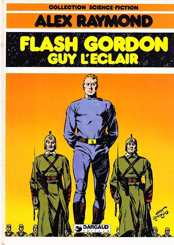 FLASH GORDON EN FRANCES