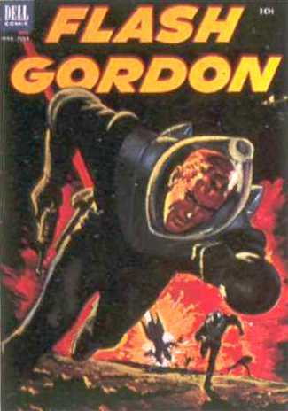 FLASH GORDON NO.2 MAY/JUL 1953