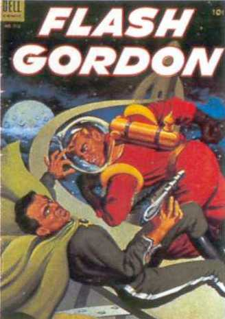 FLASH GORDON NO.512 NOV 1953