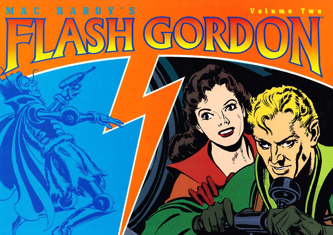 FLASH GORDON MAC RABOY DARK HORSE