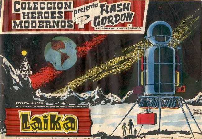 FLASH GORDON 31 1ª EPOCA