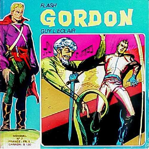FLASH GORDON N.7