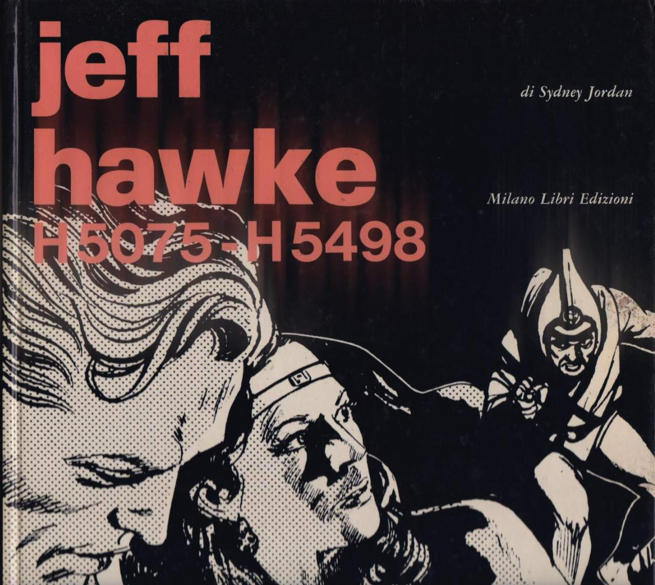 JEFF HAWKE BY SIDNEY JORDAN