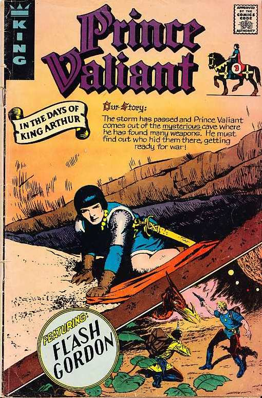 PRINCE VALIANT & FLASH GORDON