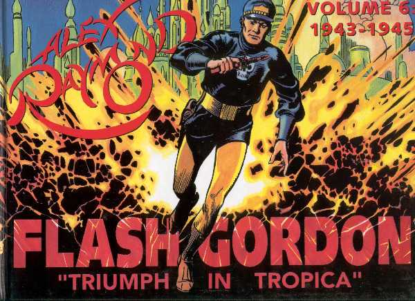 FLASH GORDON DE KITCHEN SINK PRESS VOL.6