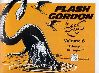 FLASH GORDON BY KITCHEN SINK PRESS