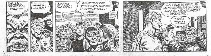 FLASH GORDON EN M.A.S.
