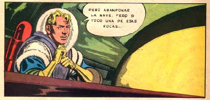 FLASH GORDON 15 DE LORD COCHRANE. CHILE