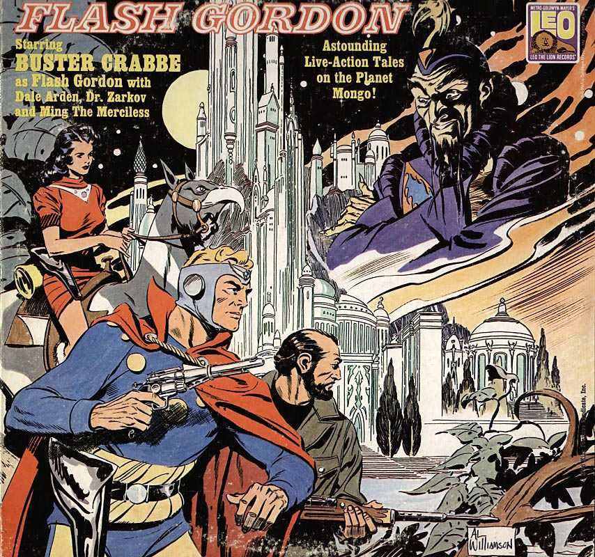 FLASH GORDON - RECORD